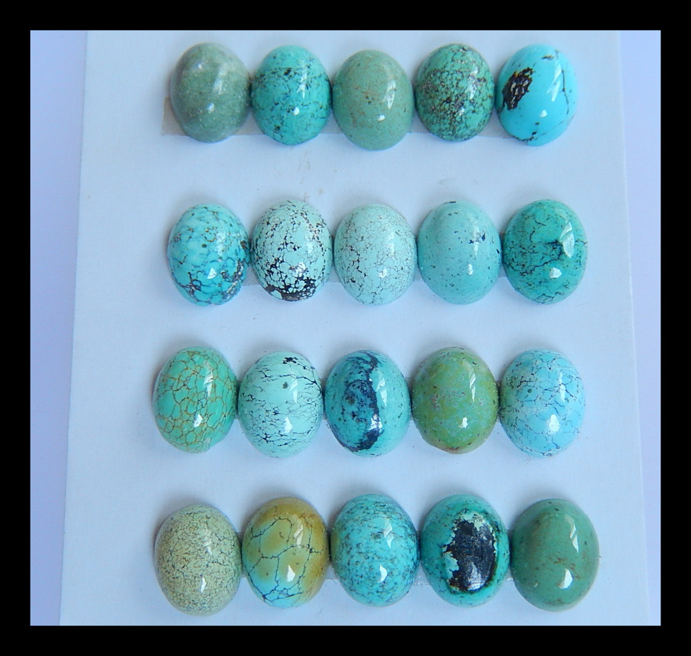 2018 jewelry Sale 20pcs Turquoise Cabochons Sets women necklace jewelry beads 10*8*4mm 10.35g trendy pendant necklace2018 jewelry Sale 20pcs Turquoise Cabochons Sets women necklace jewelry beads 10*8*4mm 10.35g trendy pendant necklace