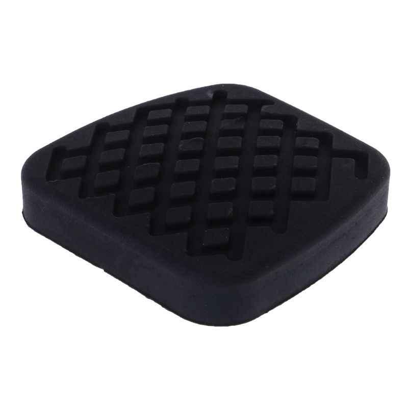 السيارات دواسة فرامل وسادة الدواسة غطاء مطاطي القدم الراحة لهوندا/سيفيك/أكورد/CR-V صلابة عالية ومقاومة للاهتراء