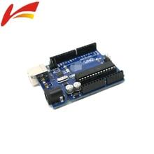 ФОТО high quality uno r3 mega328p atmega16u2 development board diy starter kit