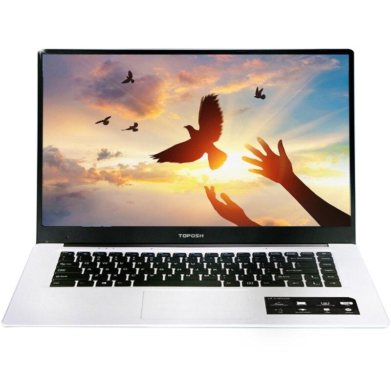 En vente (P203) 15.6 pouce Intel3450 Quad Core 6 gb DDR3 64 gb 120 gb 240 gb SSD HD Écran Windows10 Ultrabook Ordinateur Portable ordinateur portable