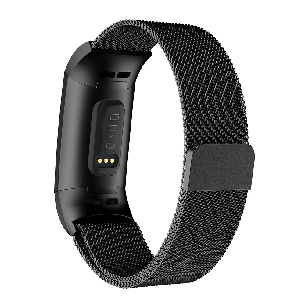 Milanese-Loop-Watchband-For-Fitbit-Charge-3-strap-Stainless-Steel-Wrist-Bracelet-belt-For-Fitbit-Charge (2)