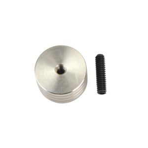 Image 5 - 1pc Archery Balance Bar Counterweight Stabilizer 1/4 Screw Thread Balance Rod Shock Absorber Spare Weight Hunting Accessories