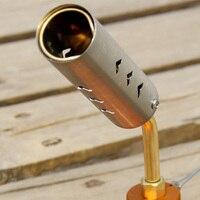 火メープルガストーチ火炎放射器ブタンバーナーエアブラシ用溶接屋外キャンプバーベキューpinic 13640 btu