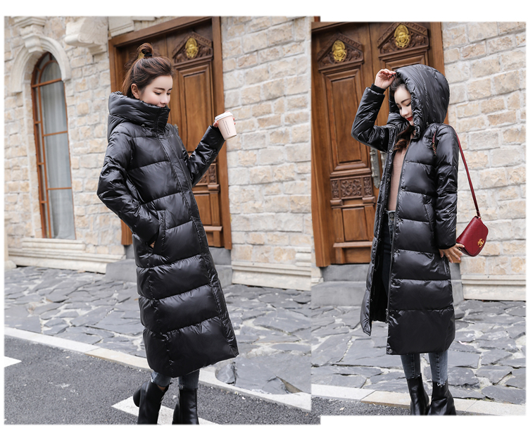 Parkas Hooded Down 2019 4