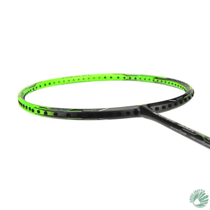 2019 New Li Ning Badminton Racket 3d Calibar 300 Carbon Advanced Beat Badminton Racquet Get Strung With Gift
