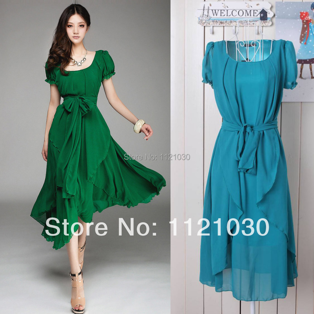 Compare Prices on Long Dresses Casual- Online Shopping/Buy Low ...