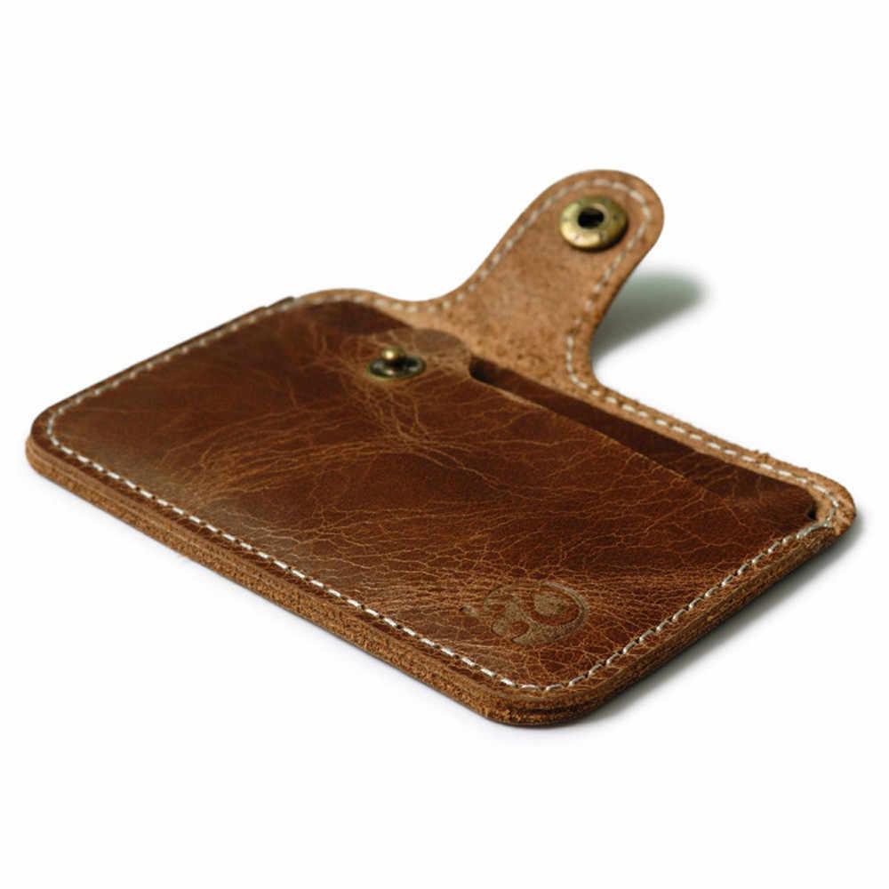 Мужские кошельки бумажник для кредитных карт кожа держатель для карт клатч деньги путешествия порте cartvizitlik #