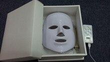 New LED Facial Mask face font b skin b font font b care b font Led