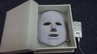 New LED Facial Mask Face Skin Care Led Photon Facial PDT Mask Skin Rejuvenation Beauty Therapy