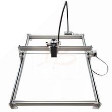 Фотография Mini Laser cutting machine 5065 for  cnc wood router engraver