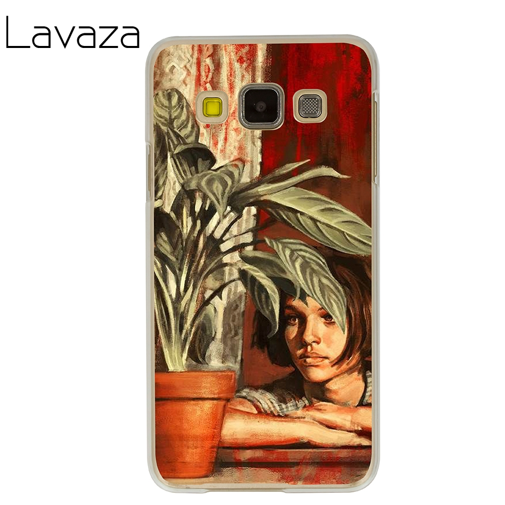 Lavaza Leon and mathilda Case for Samsung Galaxy A3 A5 A6 2018 2017 A8 Plus  2018 Note 8 9 Grand Prime-in Half-wrapped Case from Cellphones &