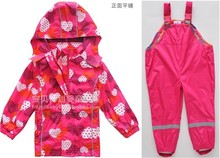 2018 Character Rushed Time-limited Children Weatherproof High-quality Children's Clothing Suit And Ski Jacket Waterproof Suits