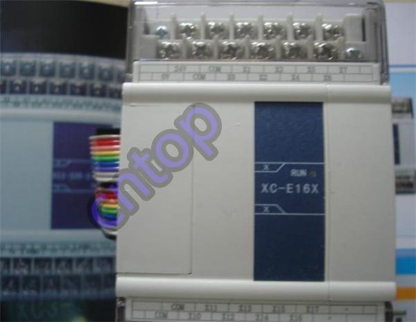 XC-E16X XINJE XC Series PLC Digital I/O Module DI 16 new in box xc e4ad2da xc series plc i o expansion analog module xc e4ad2da 4 channel 14 bits analog input