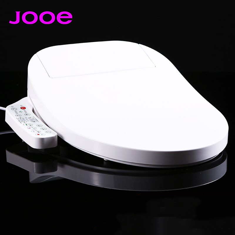 heated padded toilet seat. JOOE Intelligent Toilet Seat Heated With Hip Wash Water Temperature  Adjustment Wc Cover Bathroom Smart Padded toilet seat jpg