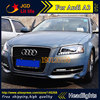 HID LED Headlights Headlamps HID Hernia Lamp Accessory Products Case For Audi A3 2008 2012 Car