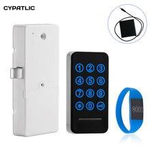 CYPATLIC Smart Electronic rfid-замок для шкафчиков цифровой ключ клавиатуры замки для бассейна, тренажерного зала