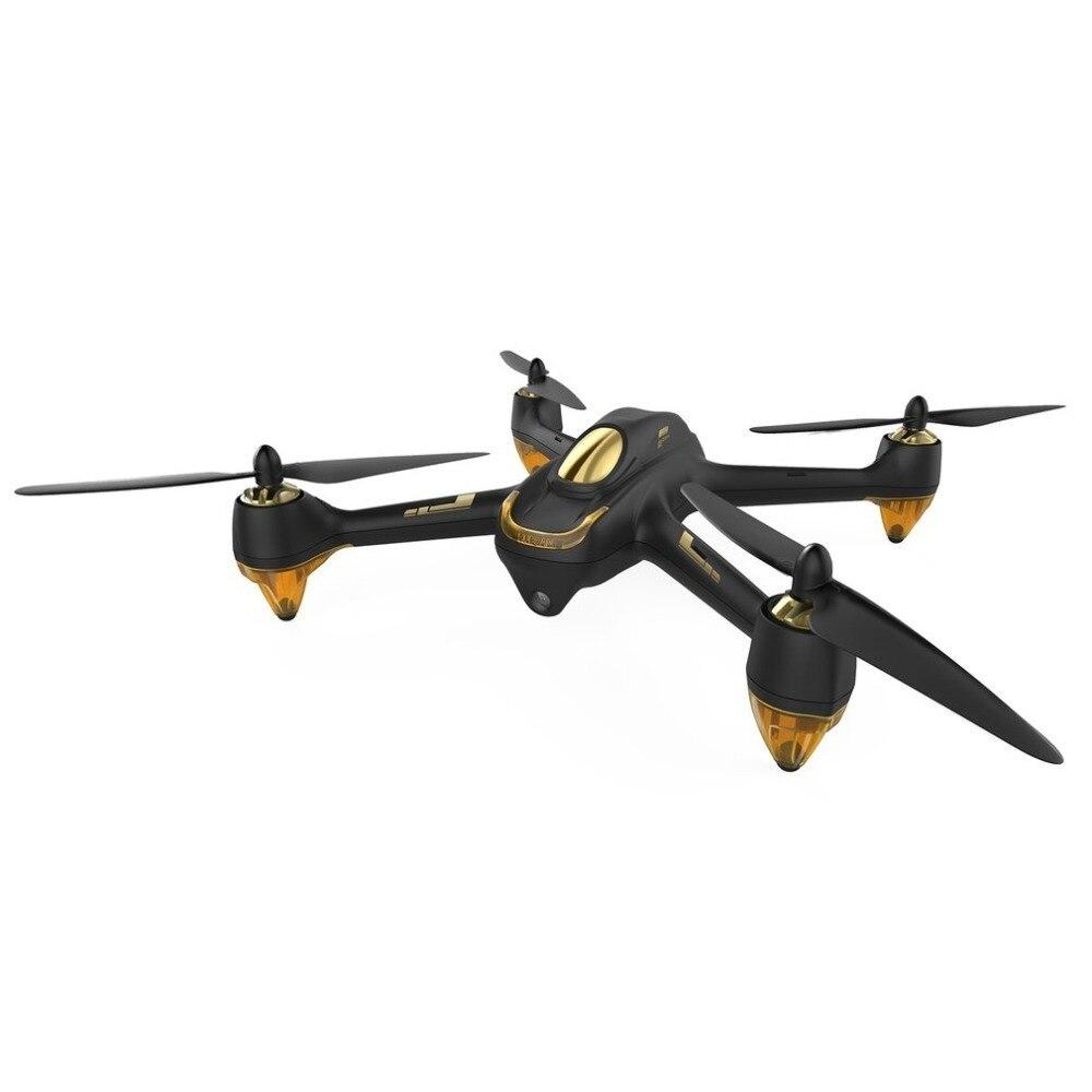 Hubsan H501S 5.8G FPV Version avancée sans brosse 1080 P caméra Drone maintien de l'altitude retour automatique RC quadrirotor avec GPS