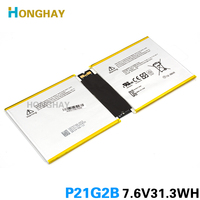 HONGHAY New P21G2B Tablet Battery For Microsoft Surface 2 RT2 RT 2 1572 21CP3 97 106