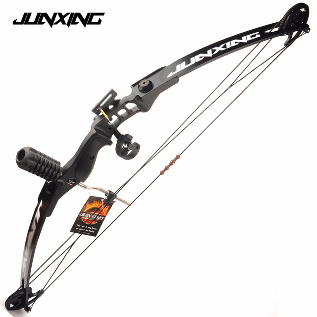 Compound Bow Designed for Right Hand Suitable for Fishing and Hunting Archery Fishing Compound Bow