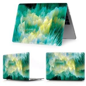 Image 3 - Цветной чехол для ноутбука Macbook Air 13 11 Pro Retina 12 13 15 дюймов цвета сенсорная панель для нового Air 13 и нового Pro 13 15