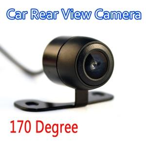 Image 4 - Hippcron 4.3 بوصة السيارات نظام صف سيارات HD سيارة مرآة الرؤية الخلفية رصد مع 170 درجة مقاوم للماء للكاميرا الرؤية الخلفية