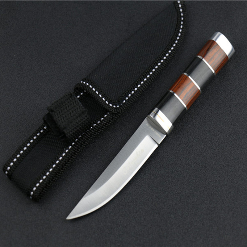 Fixed Blade Tactical Knife CS GO Counter Strike Knives Hunting Knifes Camping Tools Herramientas Faca Couteau Pliant Zakmes Real marking tools