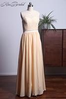 New Elegant Long Prom Dresses One Shoulder Chiffon Lace Graduation Dress For 8 Grade Vestido Formatura
