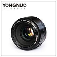 YONGNUO Lens YN50mm f1.8 YN EF 50mm f/1.8 AF Lens YN50 Aperture Auto Focus for Canon EOS 60D 70D 5D2 5D3 600d Canon/Nikon DSLR