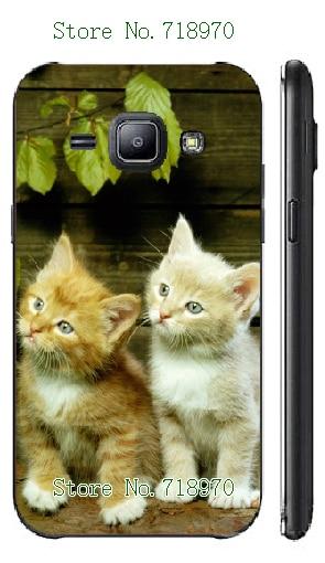2016 High Quality Phone Back Cases 10 Photos Can Choose Cartoon Cat Dog for samsung galaxy j2(J200F,J200G) Free Shipping