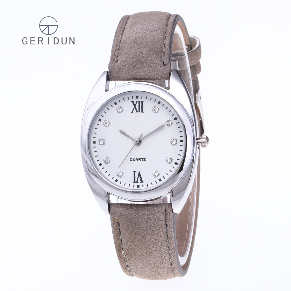 Dropshipping 2018 Women Watches Ladies Fashion Casual Leather Quartz Wristwatches Gift Clock Relogio Feminino zegarek damski fashion watch women watches stainless steel unique simple watches casual quartz wristwatches clock hot sale zegarek damski 4fn