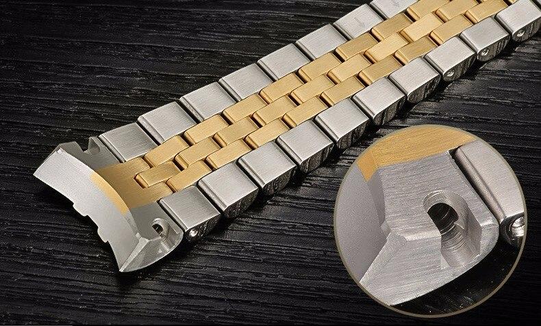 Marque de luxe holuns hommes montres mécaniques rôle montre automatique étanche mode militaire montre bracelet sport mâle horloge-in Montres mécaniques from Montres    3