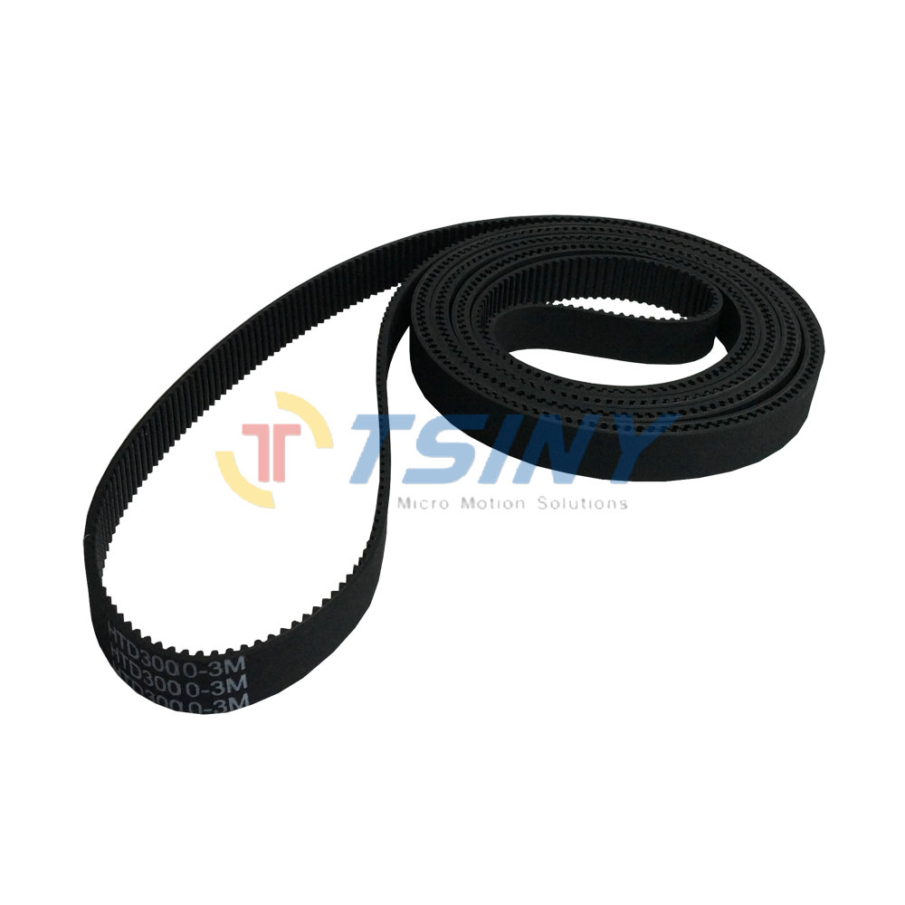 1Pcs High Quality HTD 3M Synchronous Belt Length 3000mm Teeth 1000 Rubber Timing Belt Width 15mm in Closed Loop Arc Teeth Belt rubber belt rubber belt apl red rubber timing belt