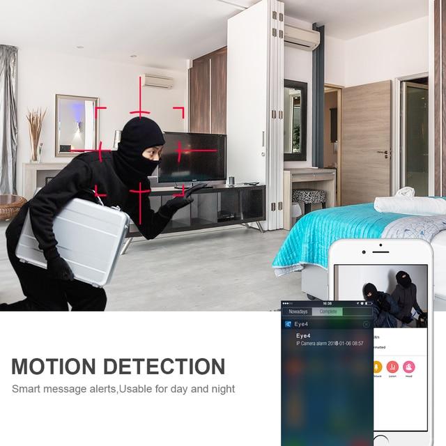 Vstarcam IP Camera 1080P Wireless Home Security Camera CCTV Camera WiFi Surveillance Camera Baby monitor C29S Night Vision 4