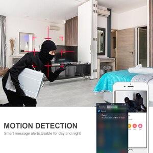 Image 5 - Vstarcam IP מצלמה 1080P AI אוטומטי מעקב אלחוטי אבטחת בית מצלמה CCTV מצלמה WiFi מעקב מצלמה תינוק צג C29S