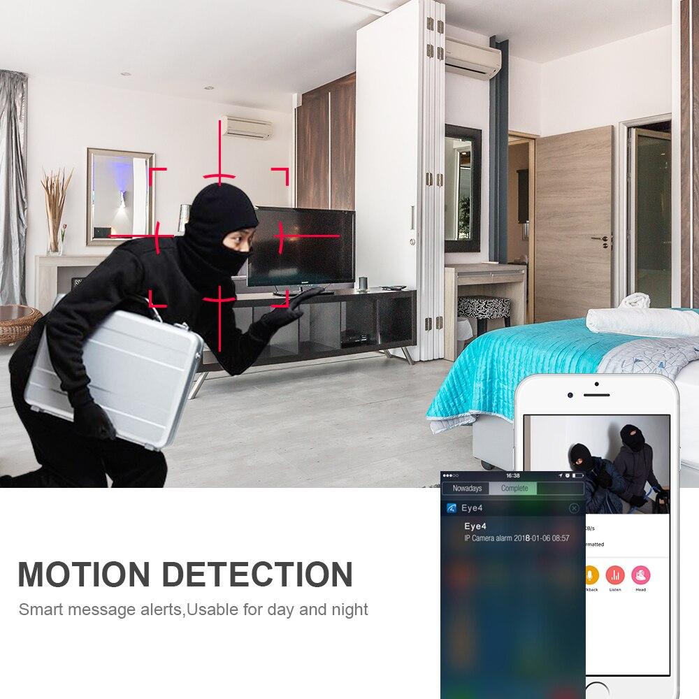 Vstarcam IP Caméra 1080 P Sans Fil caméra de Surveillance domestique caméra cctv WiFi Caméra de Surveillance moniteur pour bébé C29S vision nocturne - 5