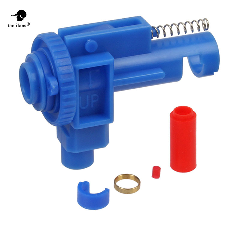 Tactifans M4 AEG Plastic Hop Up Chamber M16 Series Rifle For Marui Dboys JG And Airsoft Gel Blaster Hunting Shooting Accessories