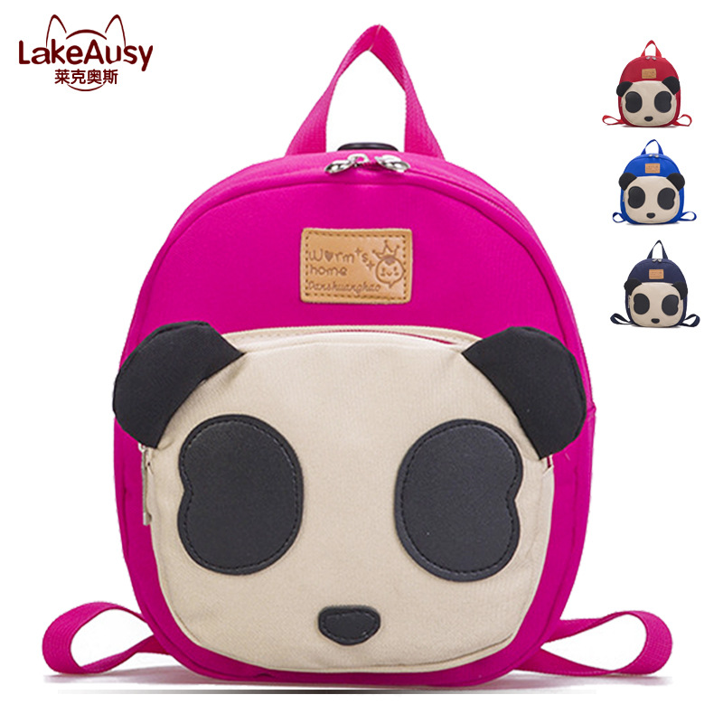 Cloth Backpack Schoolbag Multi-Functional Lightweight Girls Waterproof Children's And