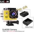 SJCAM SJ4000 SJ 4000 2.0 Waterproof Sport Action Camera 1080P Full HD Diving DV 30M Camcorder 2Battery+Charger OriginalSJ CAM DV