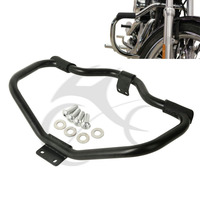 Motorcycle 1 25 Front Mustache Highway Engine Guard Crash Bar For Harley HD Sportster XL 1200