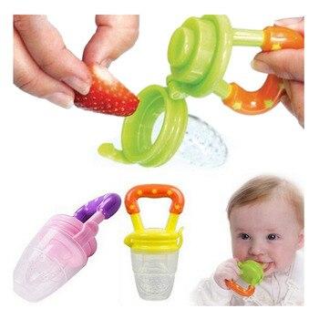 Fruta emzik Baby pacifiers Feeder nibbler chupeta alimentadora Food Nibbler Silicone Feeding Fruit Juice chupeta para DS20 Nibbler