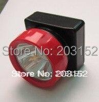 New LD 4625 Cordless LED Mine Cap Lamp Mining Cap Light Head Lamp