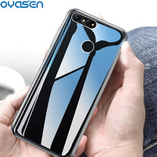 Ultra-thin Transparent Cases For Huawei Honor View 20 6.4 Silicone Soft Clear Phone Protective Shell V20