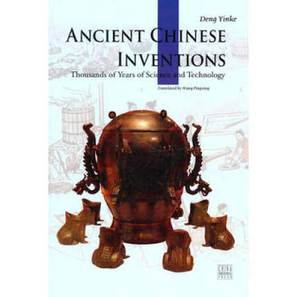 Ancient Chinese Inventions Language English Paper Book Keep On Lifelong Learning As Long As You Live Knowledge Is Priceless-153
