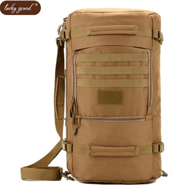 60 l sac en nylon imperméable sac à dos sac à dos militaire 3 P stratégie femmes voyage meilleur sac à dos décontracté hommes sans hologrammes