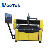scrap metal plasma cutting machine 1212 1325 1530 cnc sheet metal cutting machine