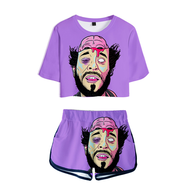 SET LIL DICKY SHORT + T-SHIRT (10 VARIAN)