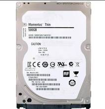 500G ноутбук внутренний жесткий диск для ноутбука диск 7 мм 7200 об/мин SATA 2,5 «жесткий диск 6 ГБ/сек. 32 Мб Кэш 2,5 дюйма ST500LM021