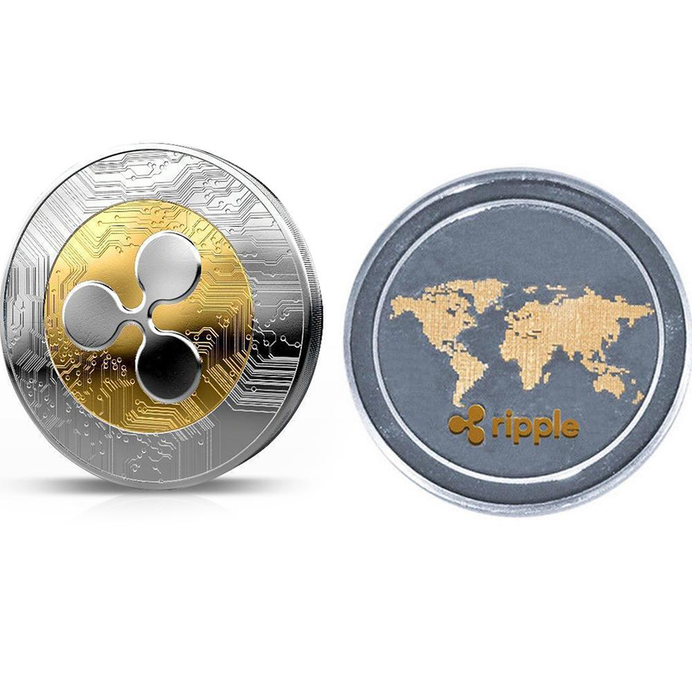 Aliexpress.com : Buy XRP Ripple Coin Commemorative Round ...