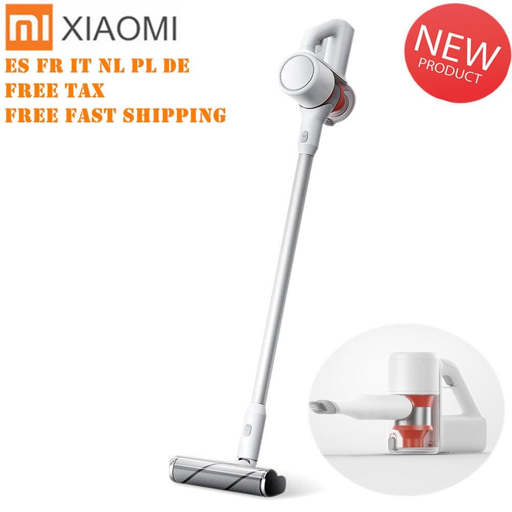Xiaomi Portátil Aspirador de pó ciclone Casa Aspirador Carro Sem Fio doméstica Sem Fio da Vara 23000 Pa 9 ciclones de Sucção Da Máquina