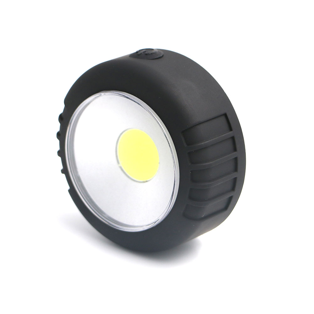 Led Lighting Mini Cob Led Flashlight Magnetic Working Folding Hook Light Portable Lamp Torch Linternas Use 3 Aa Batteries Camping Light Lamp Led Flashlights